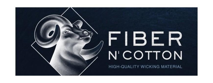 Fiber N' Cotton Cotone Sigaretta Elettronica