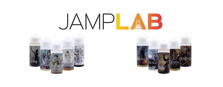 La nuova linea di aromi concentrati della JAMPLAB chiamata Tripleup