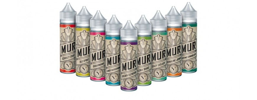 MUR liquidi mix series by Vaplo su smo-king shop roma per e-cig