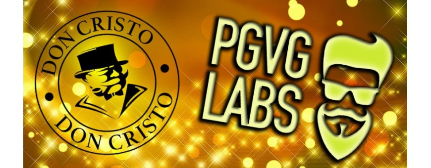 Don Cristo PGVG Labs Aromi Sigarette Elettroniche smo-kingshop.it