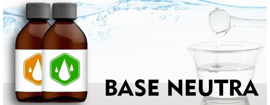 BASE NEUTRA per lo svapo, basi neutre per sigaretta elettronica liquidi sigarette elettroniche. Acquista le basi da Smo-kingshop.it.