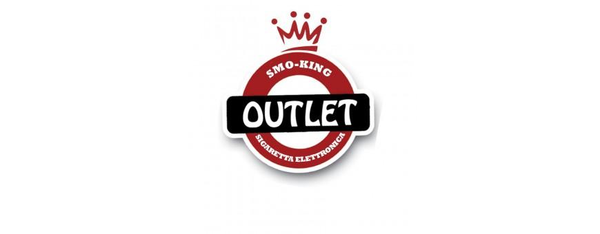 Negozio Outlet Sigaretta Elettronica, Liquidi, Aromi, Kit Completi