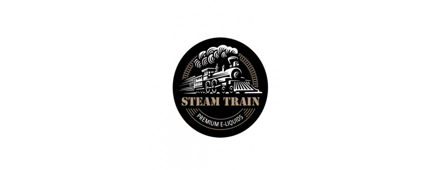 STEAM TRAIN Double Concentration Aromas Shot Series Aroma 20 ml Liquid for electronic cigarette