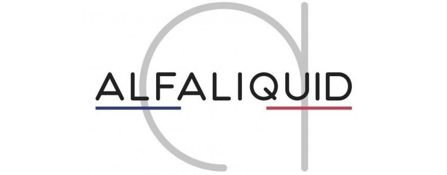 Alfaliquid Ready Liquids 10 ml for Electronic Cigarette