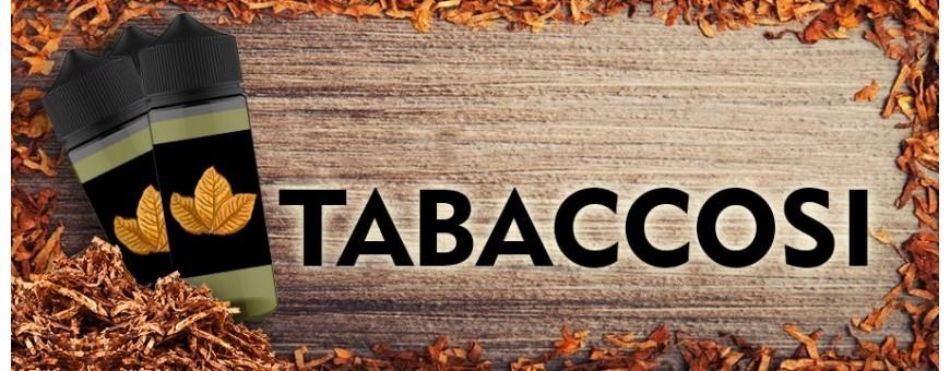 AROMI E LIQUIDI TABACCOSI per sigaretta elettronica da Smo-King
