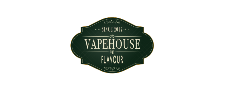 VAPEHOUSE Concentrated Flavors 10ml for ELECTRONIC CIGARETTE from Smo-KingShop.it