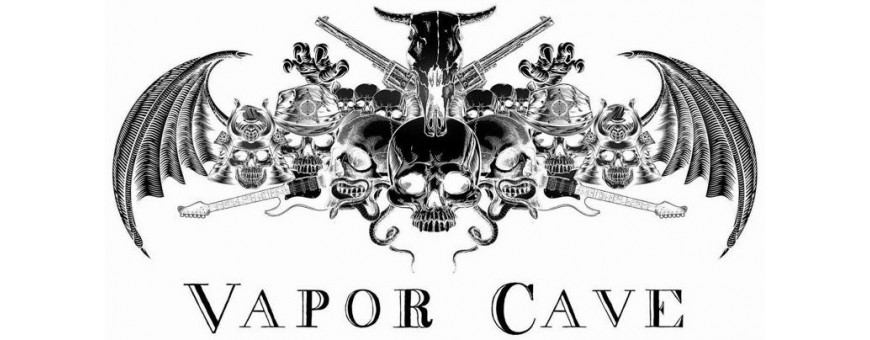 VAPOR CAVE Decomposed Aromas 20ml for ELECTRONIC CIGARETTE from Smo-KingShop.it