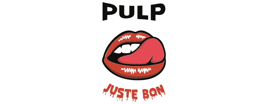 PULP only the best Liquids Electronic Cigarette Ready Nicotine 10 ml, Tobacco, Creamy, Fruity and Ice