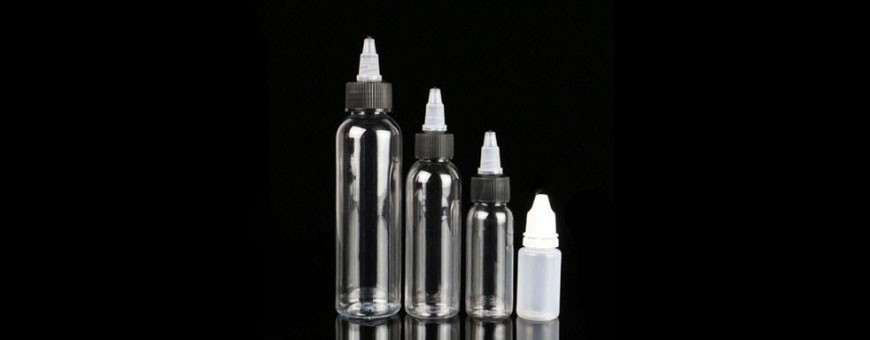BOTTLES AND JARS for Liquids ELECTRONIC CIGARETTE from Smo-King