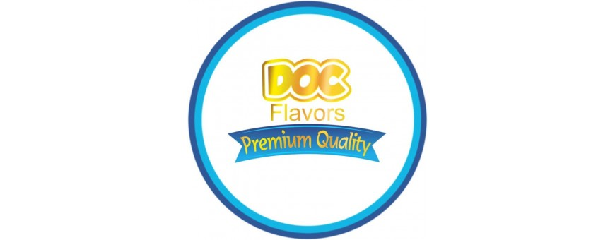 DOC FLAVORS Decomposed Aromas 20 ml in 60 ml for ELECTRONIC CIGARETTE from Smo-KingShop.it