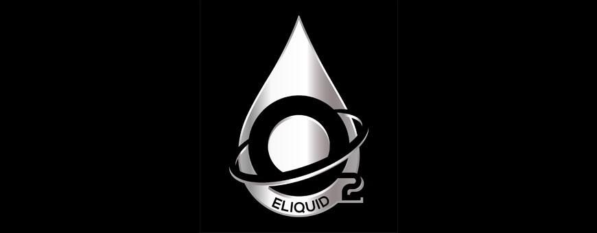 O2 ELIQUID Aromi Scomposti 20ml per SIGARETTA ELETTRONICA da Smo-KingShop.it