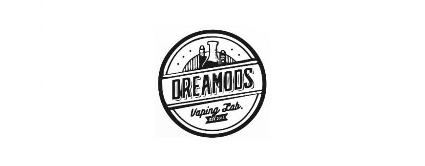 DREAMODS Aromas MINI SHOT format 10 ml in 30 ml bottle BLACKBURN LINE for Electronic Cigarette from Smo-KingShop