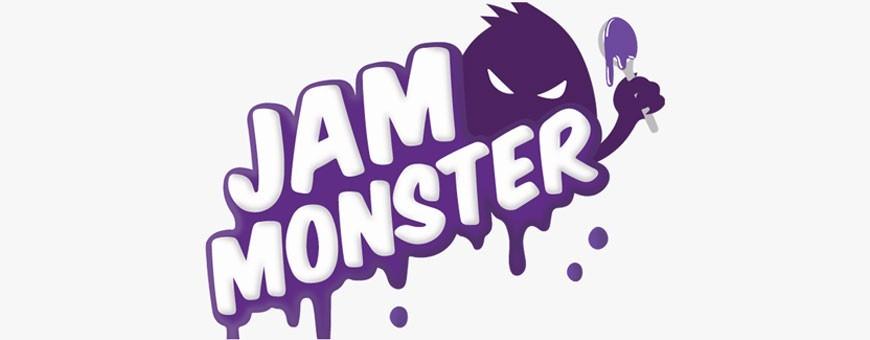 JAM MONSTER Aromi Scomposti 20 ml in 60 ml per SIGARETTA ELETTRONICA da Smo-KingShop.it