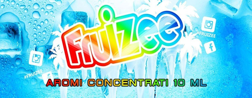 FRUIZEE Concentrated Flavors 10 ml for ELECTRONIC CIGARETTE from Smo-KingShop.it