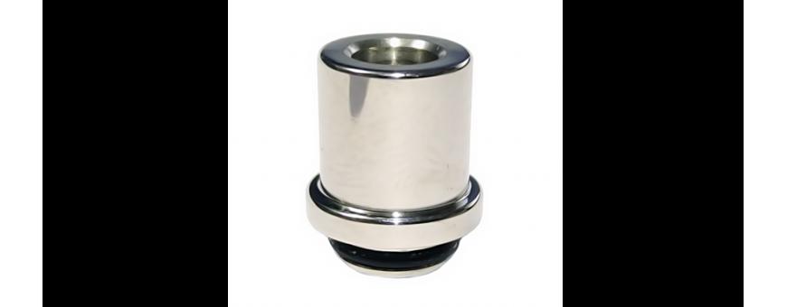 atomizzatori drip tip Bocchini o Beccucci di tutti i materiali per Sigaretta Elettronica al miglior prezzo da Smo-kingshop.it