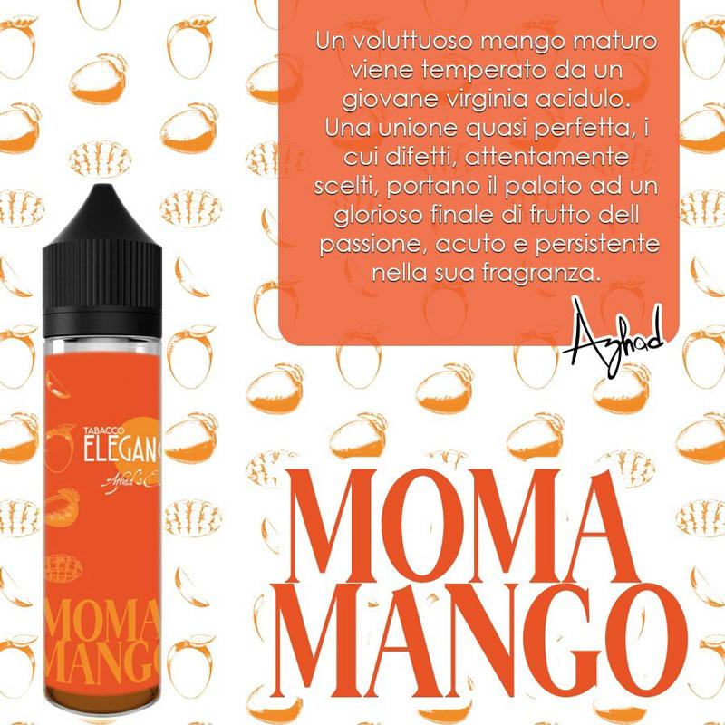 MOMA MANGO Tabacco Elegance Aroma 20 ml AZHAD
