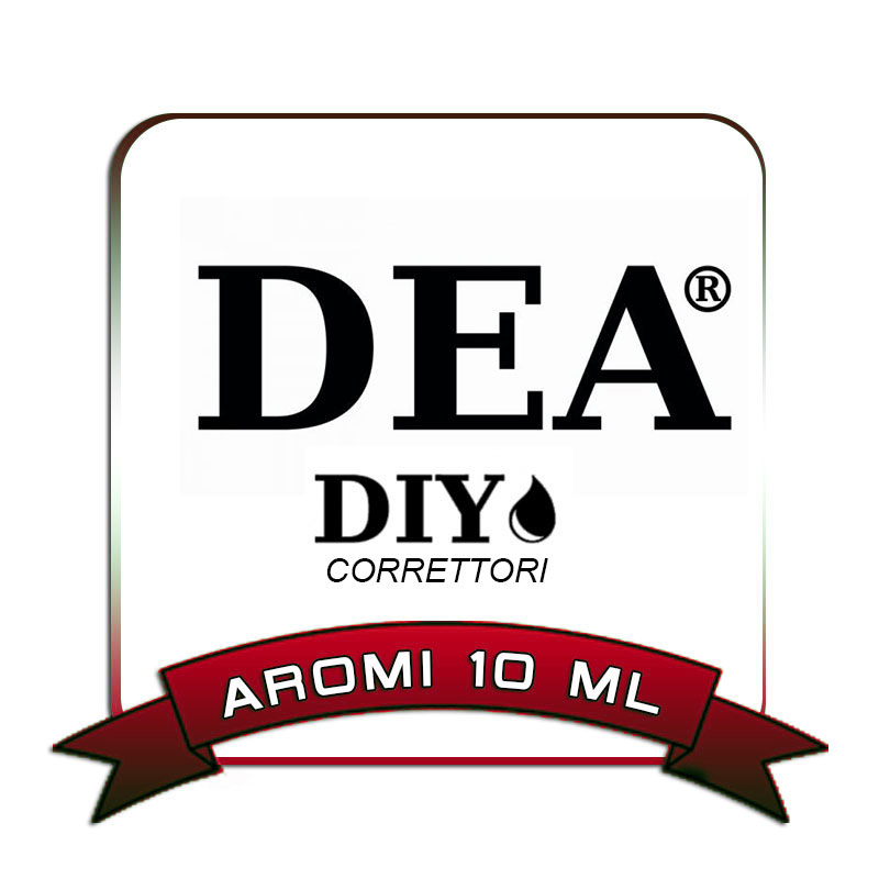 DIY Linea CORRETTORI Aroma 10 ml DEA FLAVOR