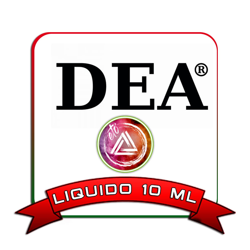 ETO' BY DEA Liquido Pronto Nicotina 10 ml