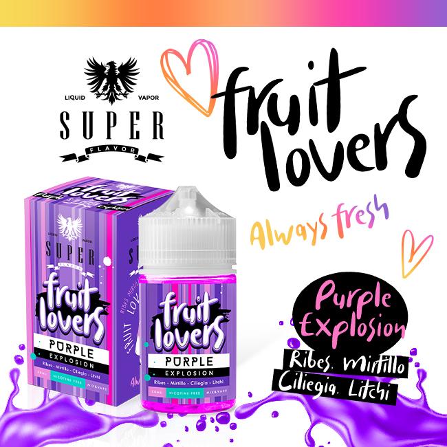 Super Flavor Purple Explosion