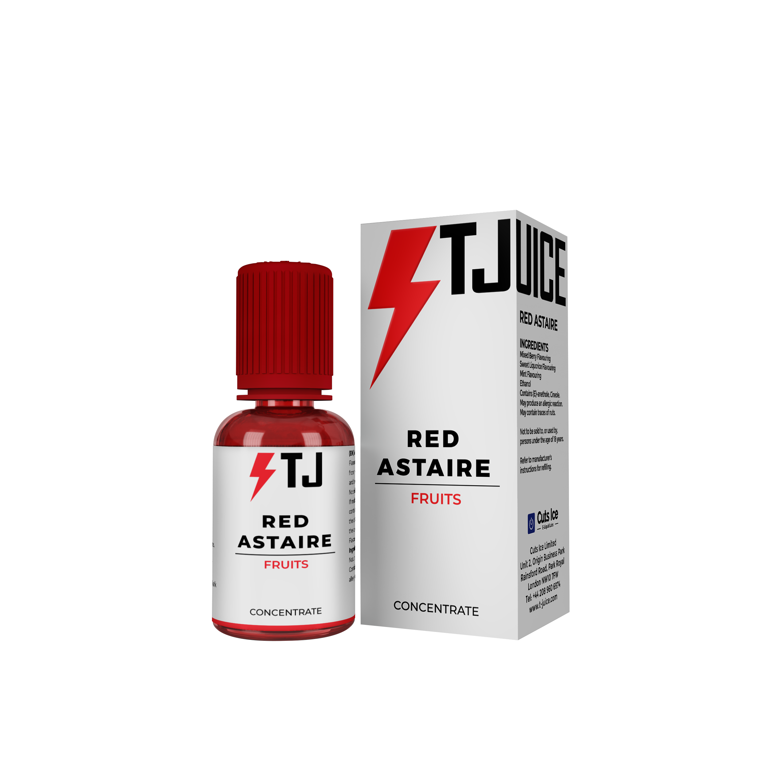 Red Astaire Aroma T-juice 30ml