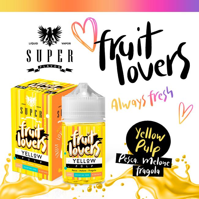 Super Flavor Yellow Pulp