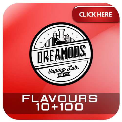 DreaMods Flavors for electronic cigarette