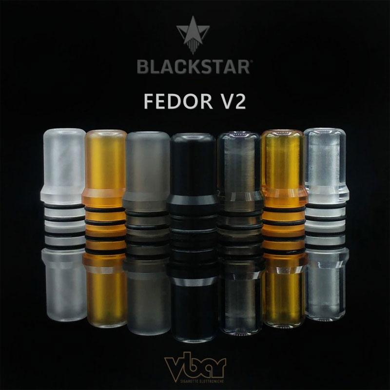DRIP TIP FEDOR V2 Blackstar