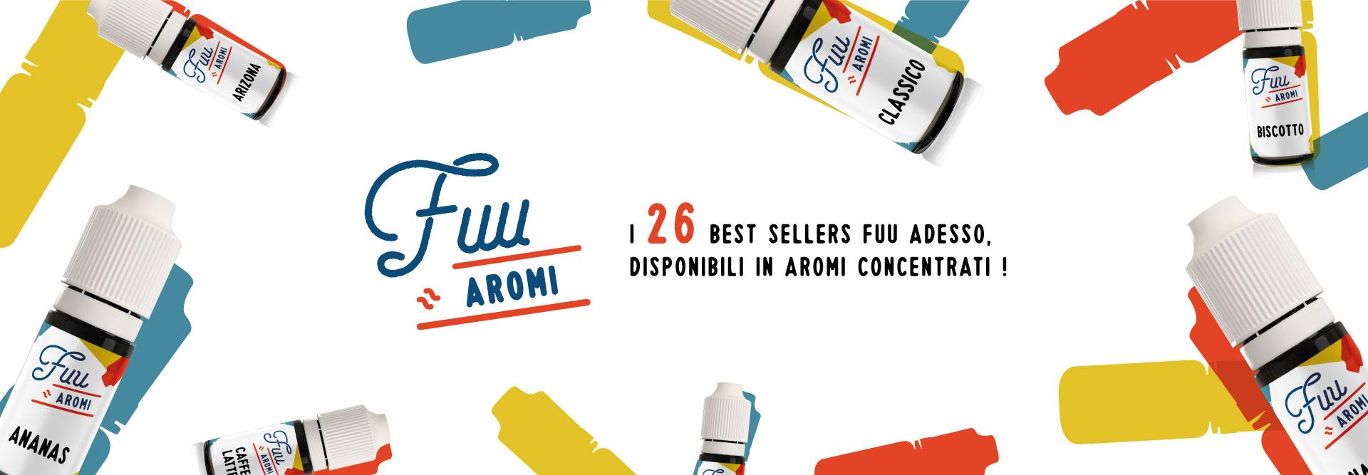 FUU Aromi Concentrati 10 ml