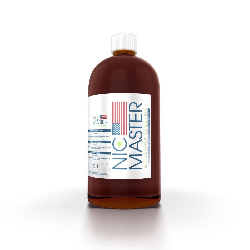Vegetable Glycerin 500 ml Full VG Nic Master