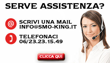 Assistenza Clienti Smo-Kingshop.it