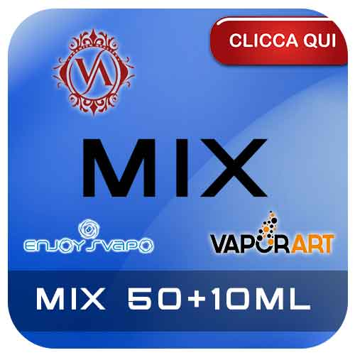 Mix 50ml per sigaretta elettronica