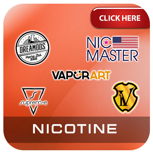 nicotine shot all brands