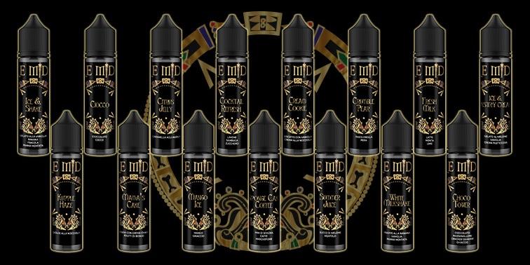 Re Mida Liquidi Sigaretta Elettronica