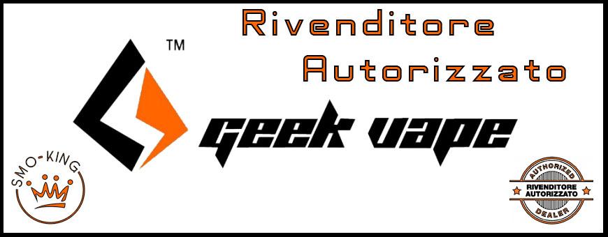 Smo-King Rivenditore Autorizzato Geekvape Roma