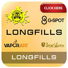 Longfills 20ml for electronic cigarette