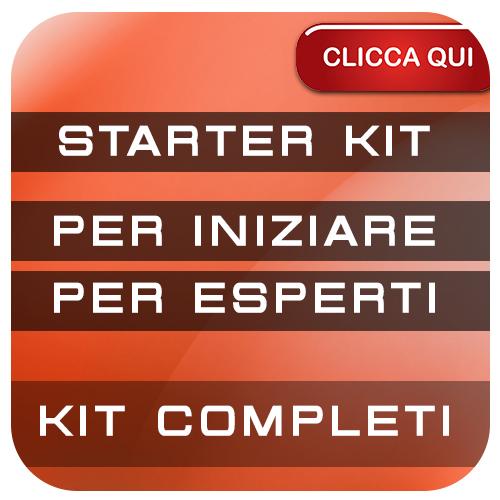 Kit Completi per sigaretta elettronica
