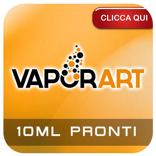 Vaporart liquidi pronti 10ml per sigaretta elettronica