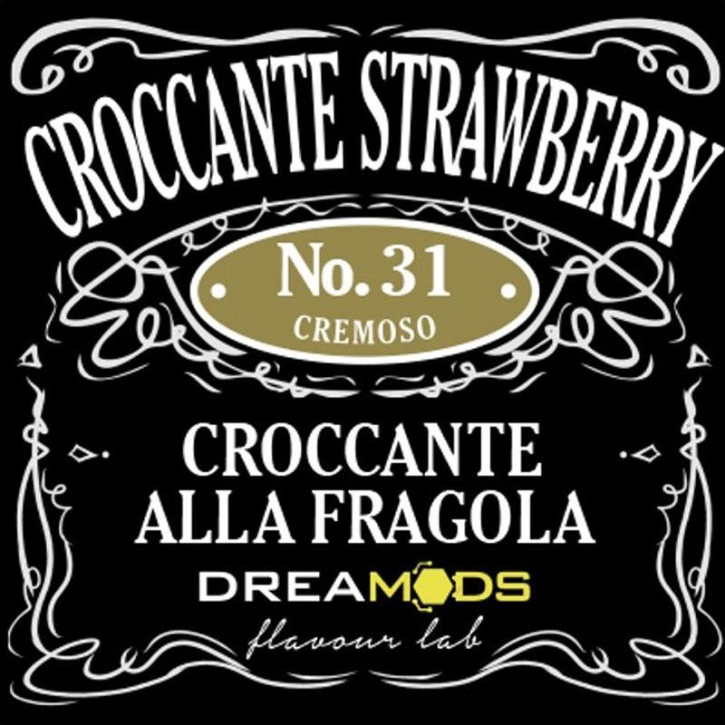 DreaMods Croccante Strawberry No.31 Aroma 10ml