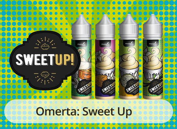 Aromi Scomposti 20 ml OMERTA LIQUIDS LINEA SWEETUP