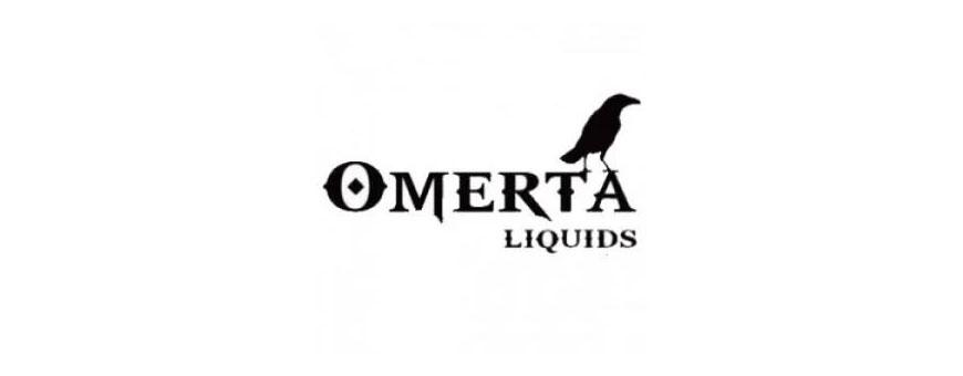 OMERTA LIQUIDS Logo Aromi Scomposti 20 ml