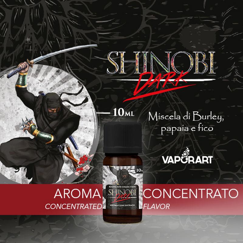 SHINOBI DARK Aroma 10 ml VAPORART Sigaretta Elettronica