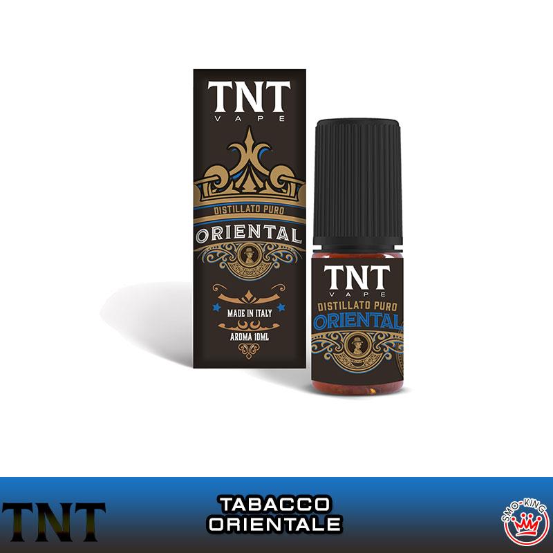 ORIENTAL Distillato Puro Aroma 10 ml TNT VAPE