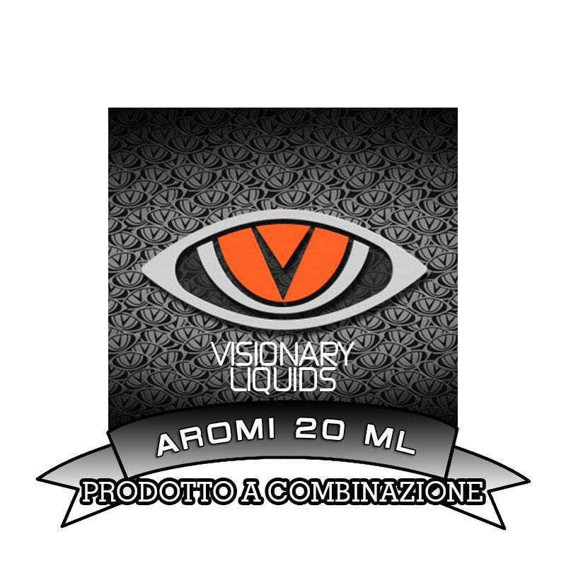 Aromi Scomposti 20 ml VISIONARY LIQUIDS