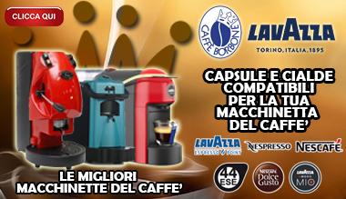 CAPSULE E CIALDE COMPATIBILI - MACCHINE DEL CAFFÈ