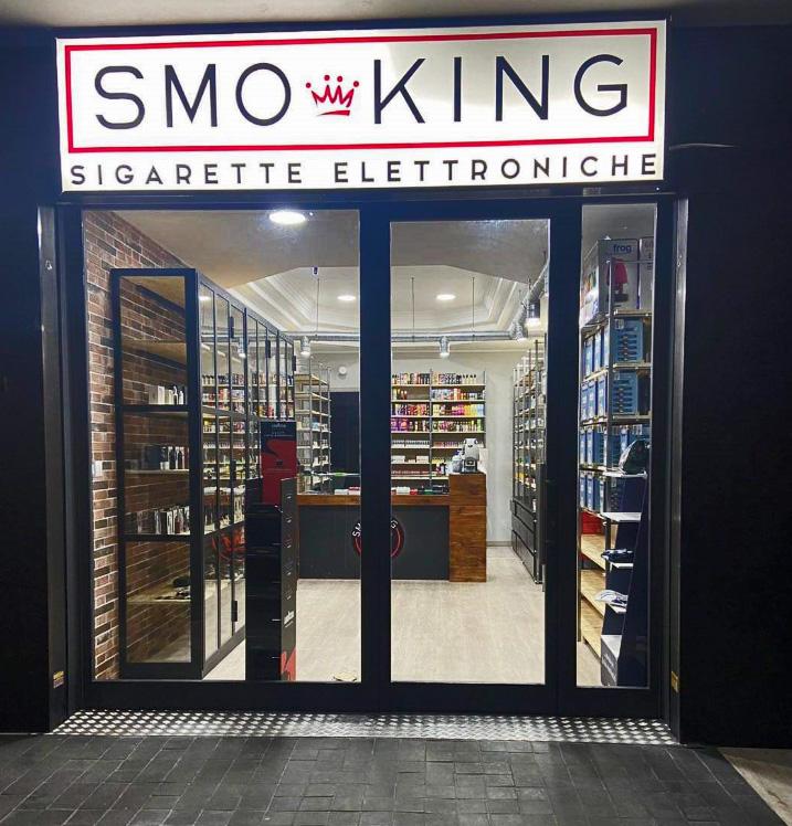 Negozio Sigarette Elettroniche Smo-King Lavinio