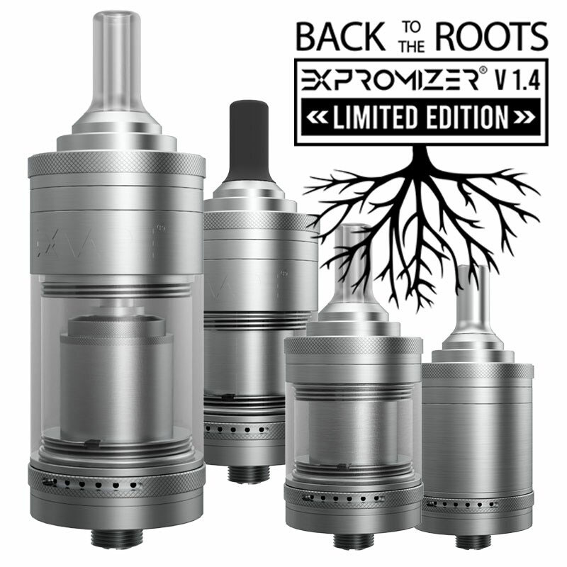 EXPROMIZER V1.4 Limited Edition Atomizzatore EXVAPE