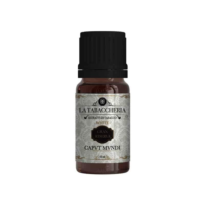CAPVT MVNDI WHITE Aroma 10 ml GRAN RISERVA La Tabaccheria