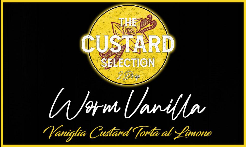 Worm Vanilla Linea The Custard Selection