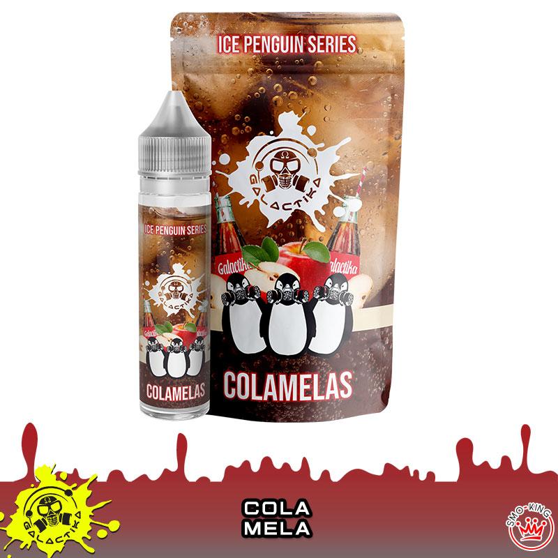 Colamelas Aroma 20 ml Pinguini Galactika