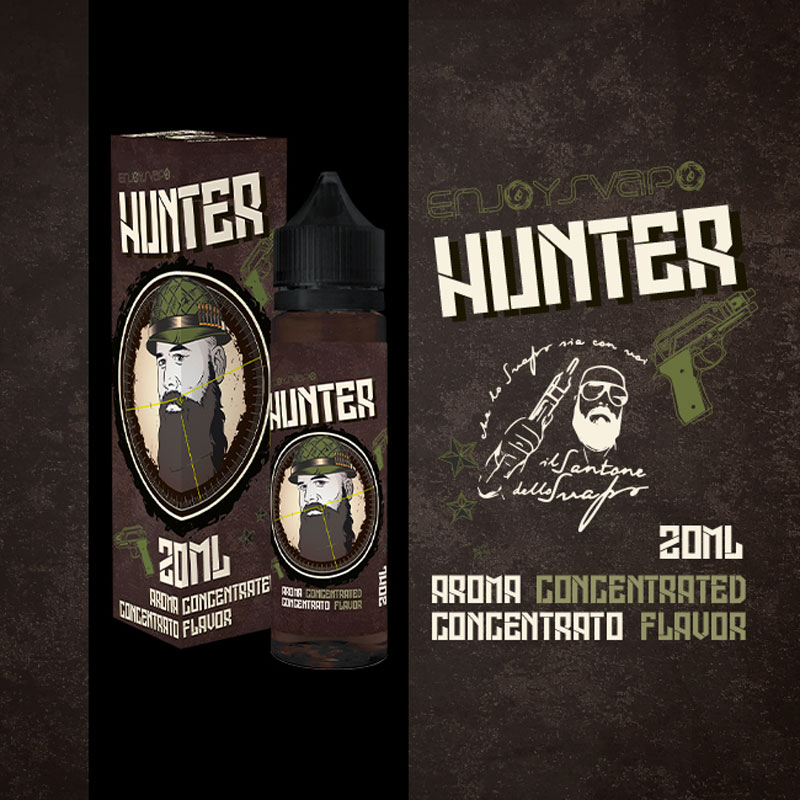 Hunter Aroma 20 ml Il Santone Dello Svapo